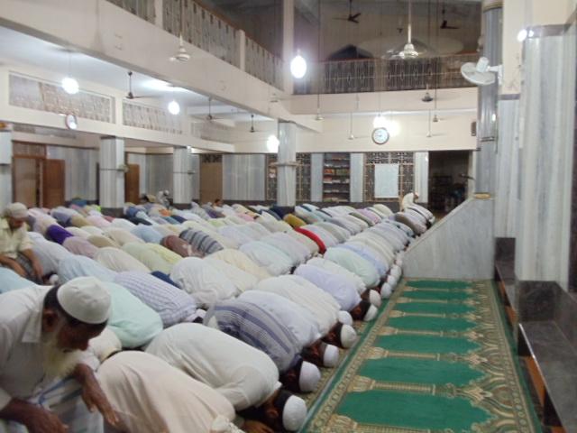 madina juma masjid